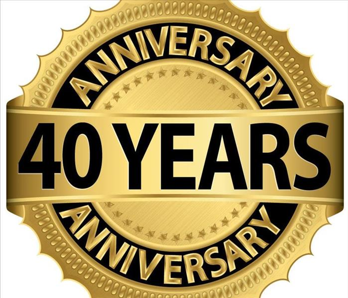 Community Happy 40th Anniversary!