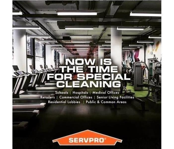 Now Is The Time For Special Cleaning