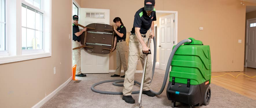College Park, MD residential restoration cleaning